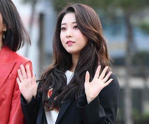 seungyeon, kpop, and clc image