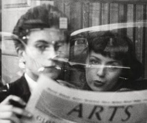 1950s and paris image