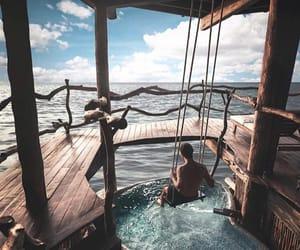cool, life, and sea image