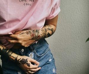 art, tattoo, and tatuajes image