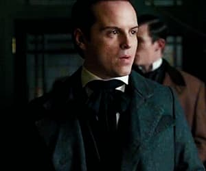 victor frankenstein, gif, and andrew scott image