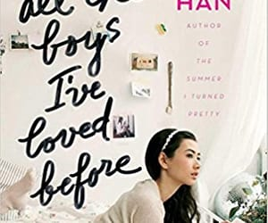 article, author, and jenny han image