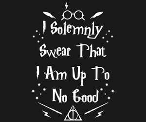 good, harry potter, and words image