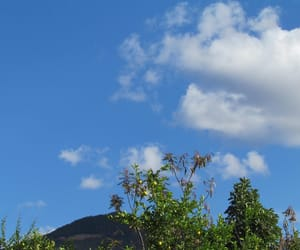 clouds, puebla, and sky image