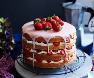 beautiful, cake, and food image