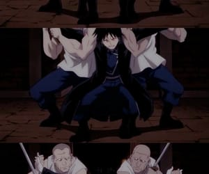 mustang, fullmetal alchemist, and colonel image