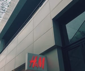 aesthetic, fashion, and H&M image