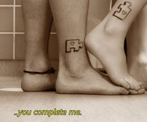 couple and quotes image