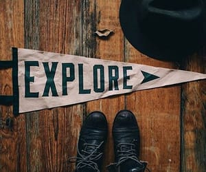explore, go for it, and journey image