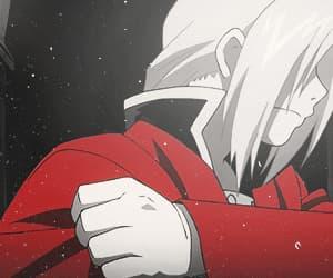 fullmetal alchemist, edward elric, and anime image
