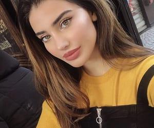 girl, makeup, and selena gomez image