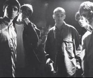90s, band, and noel gallagher image