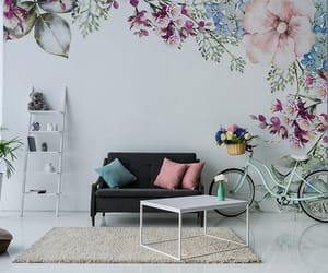 design, home decor, and flowers image