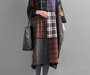 long dress, maxi dress, and maternity dress image