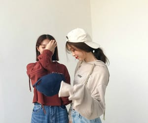 asian, casual fashion, and clothes image