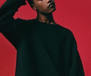melanin, model, and korean image