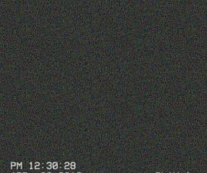 black, edit, and glitch image