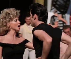 gif, grease, and John Travolta image