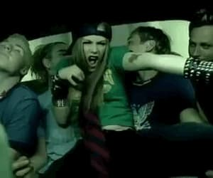 2001, gif, and Avril Lavigne image