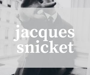 A Series of Unfortunate Events, jacques snicket, and badass image