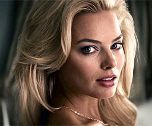 actress, blonde, and gif image