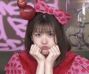 apple, girl, and idol image
