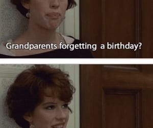 Molly Ringwald and sixteen candles image
