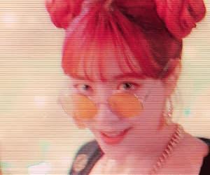 gif, exid, and ahn heeyeon image
