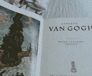 art, van gogh, and aesthetic image