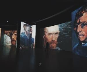 art, van gogh, and grunge image