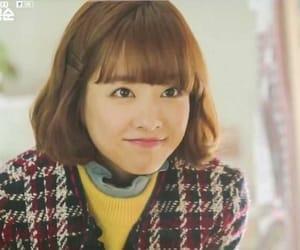 actress, korean, and park image