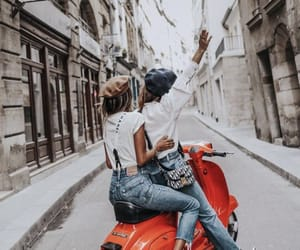 friends, travel, and friendship image