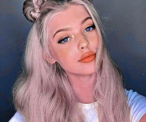 girl, loren gray, and pretty image