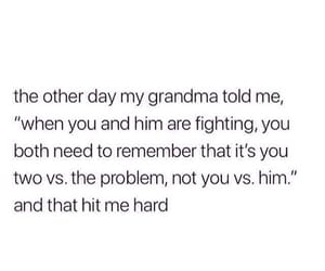 couple, fight, and grandma image