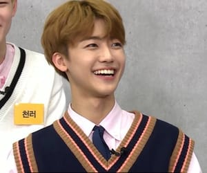 idols, kpop, and smile image