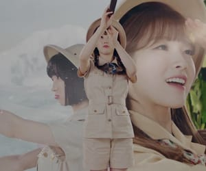 kpop, oh my girl, and arin image