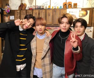 johnny, taeil, and nct image