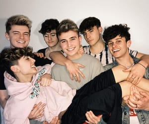 boys, cutie, and guys image