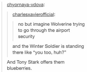 funny, xmen, and Marvel image