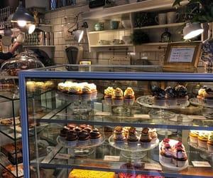 cake, cheesecake, and cupcake image