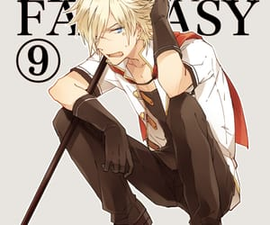blond, cool, and final fantasy type-0 image