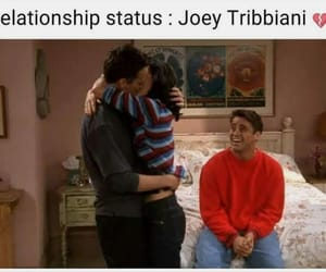 chandler bing, couples, and friendship image