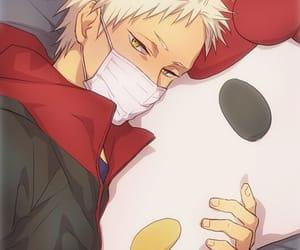 anime, sanrio danshi, and hello kitty image
