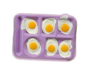 purple and egg image