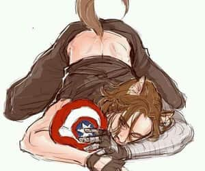 Marvel and stucky image