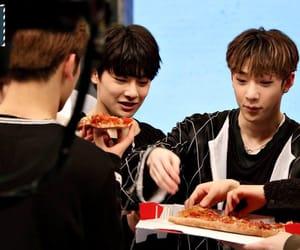 bang, jeongin, and Chan image