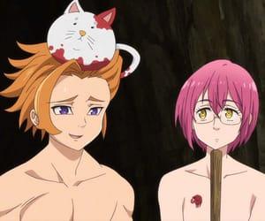 anime, season 2, and nanatsu no taizai image
