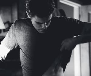 stefan, gif, and the vampire diaries image
