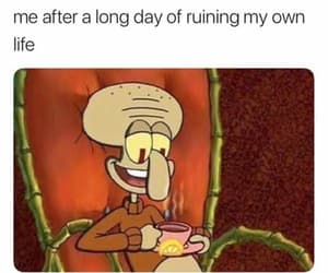 life, meme, and day image
