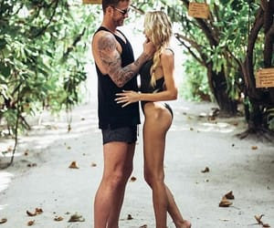 adventures, couple, and goals image